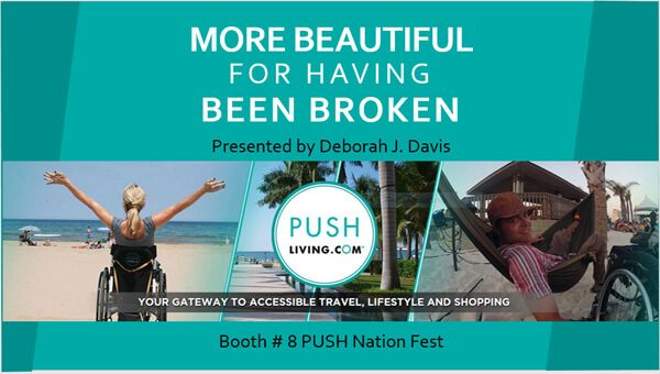 push living festival 600x340 - PUSHLiving Advisors: Positive Disability Inclusion Training, Speaking and Marketing Consulting