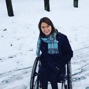 alexandra on wheelchair smiling 300x300 - alexandra on wheelchair smiling