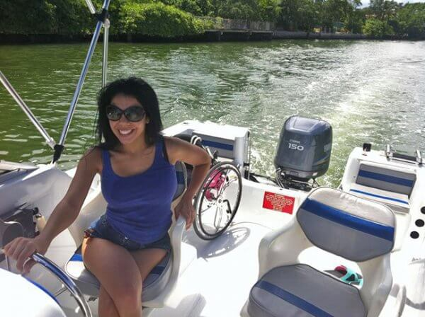 Alexandra boating PUSHLiving 600x448 - Shear Facts about Pressure Injuries