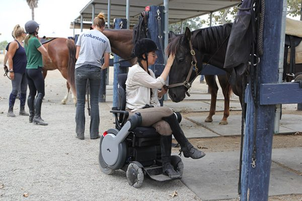 IMG 9110 600x400 - Horses for Therapy? Wheelchair Users Find Reasons to Get Back into the Saddle!