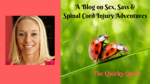 A Blog on Sex Sass Spinal Cord Injury Adventures 1 300x169 - A Blog on Sex, Sass &Spinal Cord Injury Adventures-1