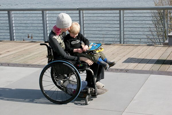 Teri Thorson is a Mom with Quadriplegia 600x400 - Education and Exposure is Key to Bias Against Disabled Mothers