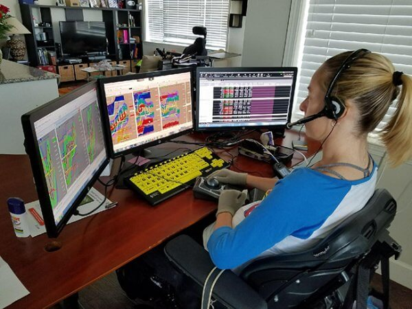 AliWorkstation 600x450 - Day Trading Your Way to Financial Freedom … Spinal Cord Injury Style