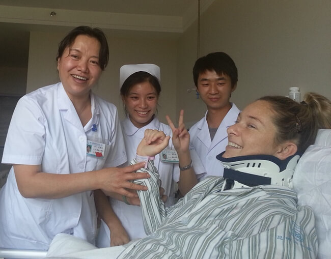 "aliwithnurses - Spinal Surgery in China - <strong>""To Die or Not to Die?""</strong>"