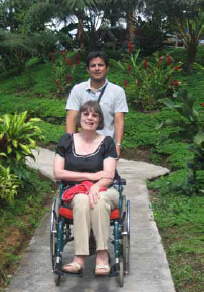 day10 - Andes & Amazon A Wheelchair Accessible Travel Adventure - 12 Days Tour