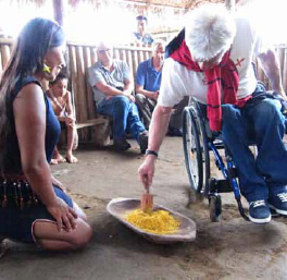 day5 - Andes & Amazon A Wheelchair Accessible Travel Adventure - 12 Days Tour