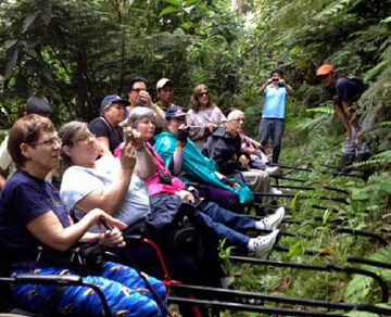 day9 - Andes & Amazon A Wheelchair Accessible Travel Adventure - 12 Days Tour