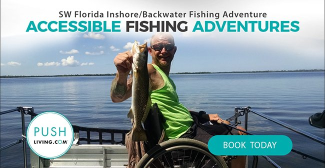 featureImage2 650x336 - SW Florida Wheelchair Accessible Fishing Adventure