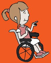 "kath quotes 175x215 - Katherine Magnoli - From Sitting to Flying:""How do you feel when you see me being in a wheelchair?"""