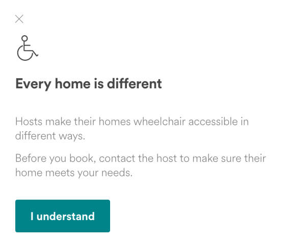 airbnb2 - Overcoming the Challenges of Finding #AccessibleHousing