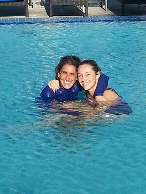 swim10 - Splashing Back into the Water: How I was going to swim again as a C6 quadriplegic