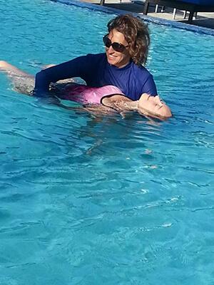 swim11 - Splashing Back into the Water: How I was going to swim again as a C6 quadriplegic