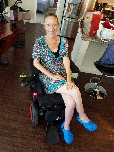 swim12 - Splashing Back into the Water:  How I was going to swim again as a C6 quadriplegic