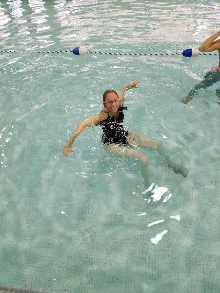 swim14 - Splashing Back into the Water:  How I was going to swim again as a C6 quadriplegic
