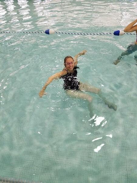 swim14 - Splashing Back into the Water: How I was going to swim again as a C6 quadriplegic