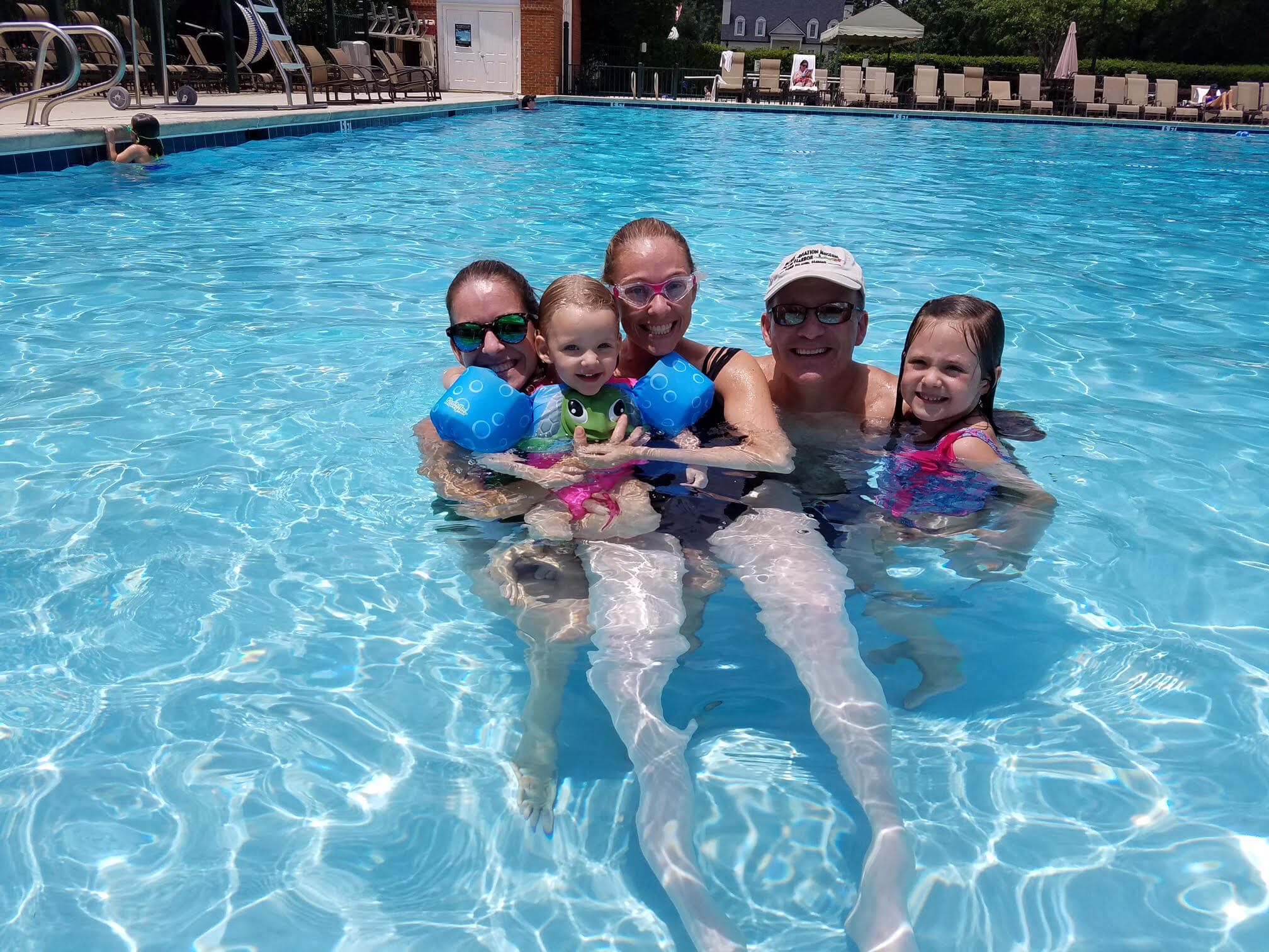 swim4 - Splashing Back into the Water: How I was going to swim again as a C6 quadriplegic