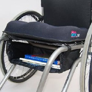 Under Shelf System - The PUSH Lifestyle: Wheelchair Accessories