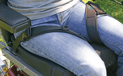 belt - The PUSH Lifestyle: Wheelchair Accessories