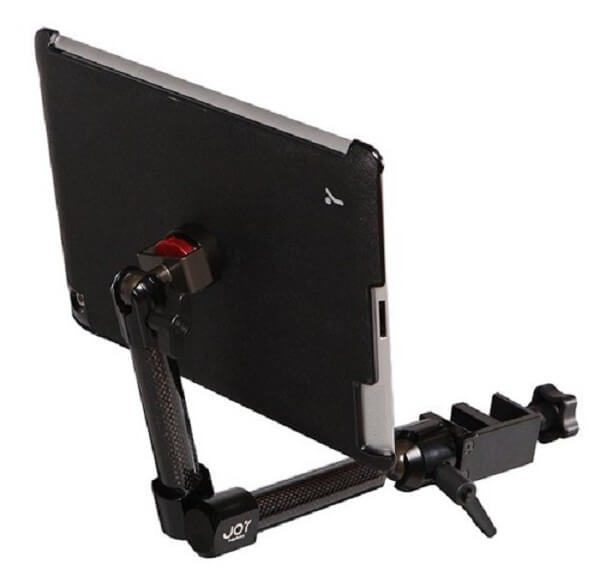 ipadMount 600x582 - The PUSH Lifestyle: Wheelchair Accessories