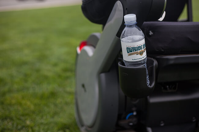 whill bottle holder - The PUSH Lifestyle: Wheelchair Accessories