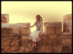 Ariella Barker in Israel 300x225 - Ariella Barker in Israel