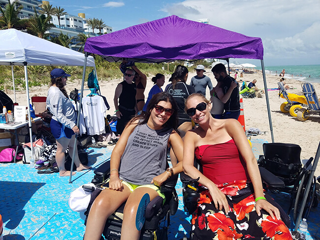 aliVacationImage12 - How I Vacation as a C6 Quadriplegic