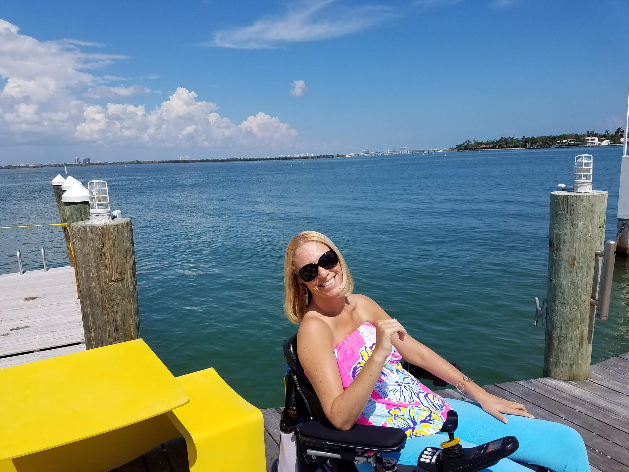 aliVacationImage5 - How I Vacation as a C6 Quadriplegic