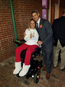 Ali and Aaron Dating a woman in a wheelchair 225x300 - Ali and Aaron Dating a woman in a wheelchair