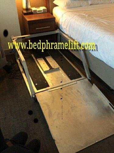 Bedphramelift.jpg large - PUSHLiving Podcast 017 | Anthony Amorello, Inventor BedPhrame Lift