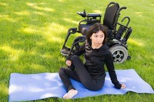 RevecaTorres 300x200 - Quadriplegic Reveca Torres Does Yoga