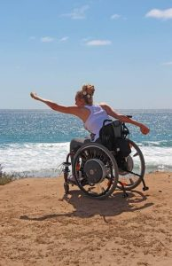 unnamed 4 194x300 - The Benefits of Stretching and Exercising for Wheelchair Users