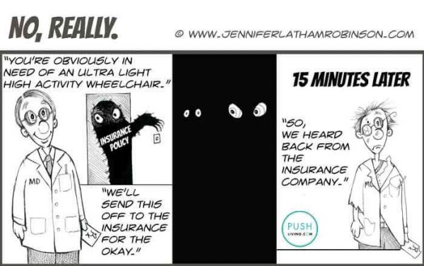 Insurance Policy 1 600x377 - PUSHLiving Comic Strip: Insurance Policy