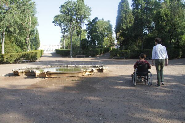 2016.09.01 b Sintra Queluz Palace 166 600x400 - PUSHLiving Travel - Florida Travel Company Specializing in Wheelchair Access to the World…Goes to Portugal!