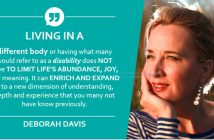 Deborah Davis Speaker