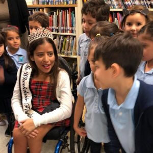 KatMs. Wheelchair Florida Writes Children's Book to End to Bullying - Ms. Wheelchair Florida Writes Children's Book to End Bullying