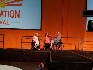 PUSH Nation Fest Womans Panel 1 300x225 - PUSHLiving Advisors: Positive Disability Inclusion Training, Speaking, & Marketing Consulting