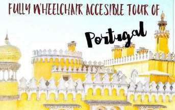 Text: Join PushLiving on a 14 day tour to Portugal