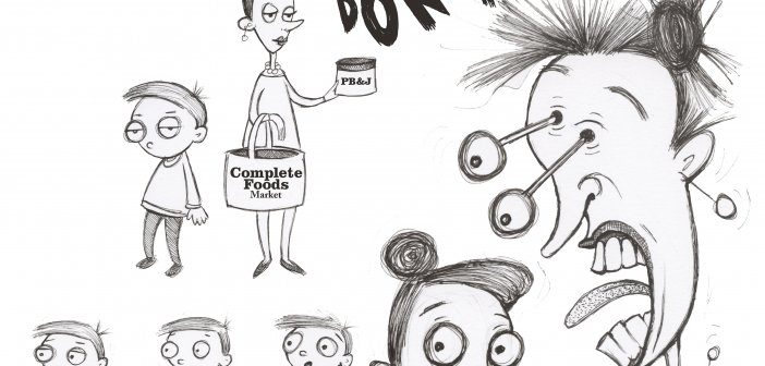 comics strips for Disability Awareness
