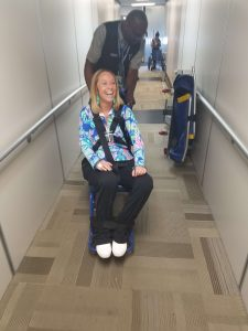 20180705 121200 225x300 - Ali on manual wheelchair
