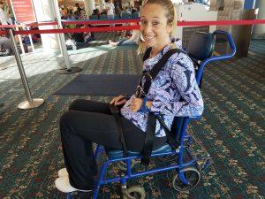 20180708 095708 300x225 - Ali on manual wheelchair