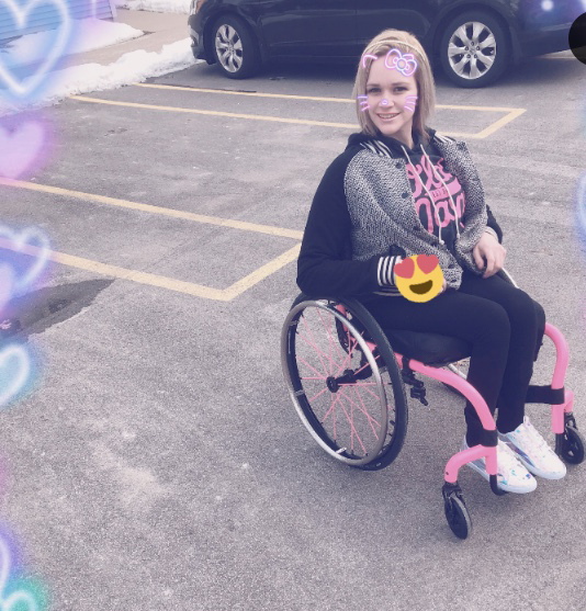 disability benefits - Walking Does Not Define Happiness