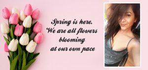 spring 300x142 - Spring is here poem