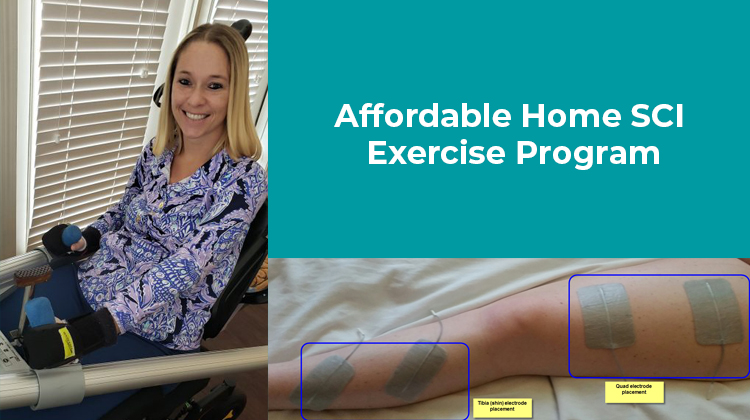 Affordable Home SCI Exercise Program