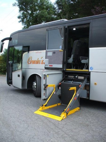 Dublin Bus 450x600 - Wheelchair Accessible Ireland Tour - Join Us In One of the Most Loved Countries