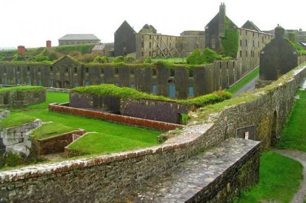 Elizabeth Forth 600x398 - Wheelchair Accessible Ireland Tour - Join Us In One of the Most Loved Countries