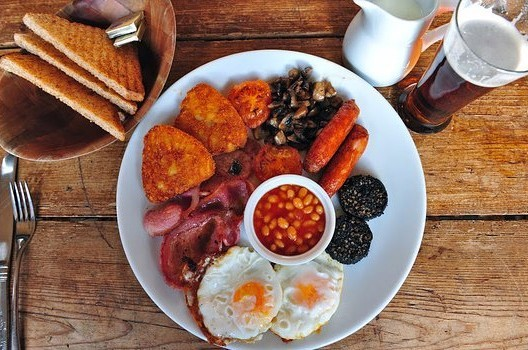 Freshly Prepared Healthy Breakfast - Wheelchair Accessible Ireland Tour - Join Us In One of the Most Loved Countries