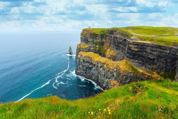 Galway Ferry 600x401 - Wheelchair Accessible Ireland Tour - Join Us In One of the Most Loved Countries