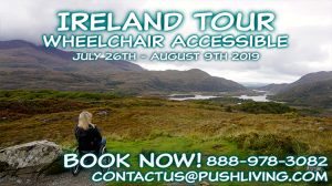 Pushliving Ireland Tour Wheelchair Accessible 300x168 - Pushliving Ireland Tour Wheelchair Accessible