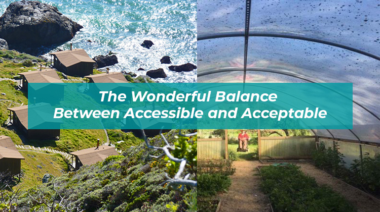 The Wonderful Balance Between Accessible and Acceptable