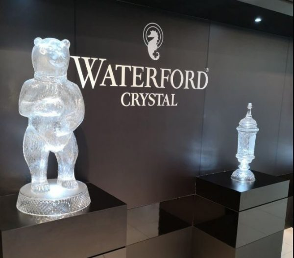 Waterfird Crystal 600x526 - Wheelchair Accessible Ireland Tour - Join Us In One of the Most Loved Countries